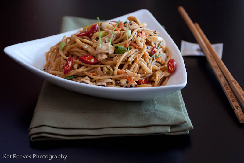 Vegetarian recipes with noodles
